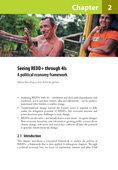 Seeing REDD+ through 4Is: A political economy framework