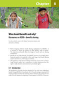 Who should benefit and why?: Discourses on REDD+ benefit sharing