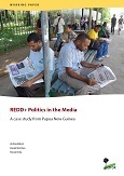 REDD+ Politics in the Media: A case study from Papua New Guinea