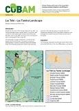 Lac T�l� – Lac Tumba Landscape