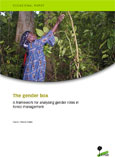 The gender box: A framework for analysing gender roles in forest management