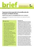 Superposición espacial en la zonificación de bosques en Madre de Dios: implicaciones para la sostenibilidad del recurso castañero