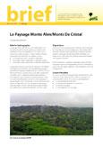 Le Paysage Monte Alen/Monts De Cristal