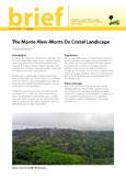 The Monte Alen – Monts De Cristal Landscape