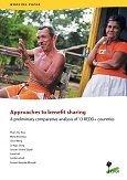Approaches to benefit sharing: A preliminary comparative analysis of 13 REDD+ countries