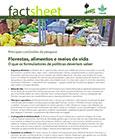 Principais conclus�es da pesquisa: Florestas, alimentos e meios de vida O que os formuladores de políticas deveriam saber