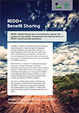 REDD+ benefit sharing
