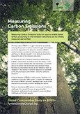Measuring carbon emissions