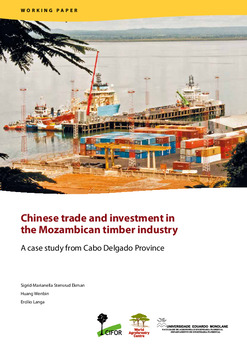 Chinese trade and investment in the Mozambican timber industry: a case study from Cabo Delgado Province