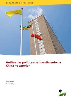 Análise das políticas de investimento da China no exterior
