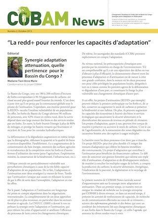 La redd+ pour renforcer les capacit�s d'adaptation