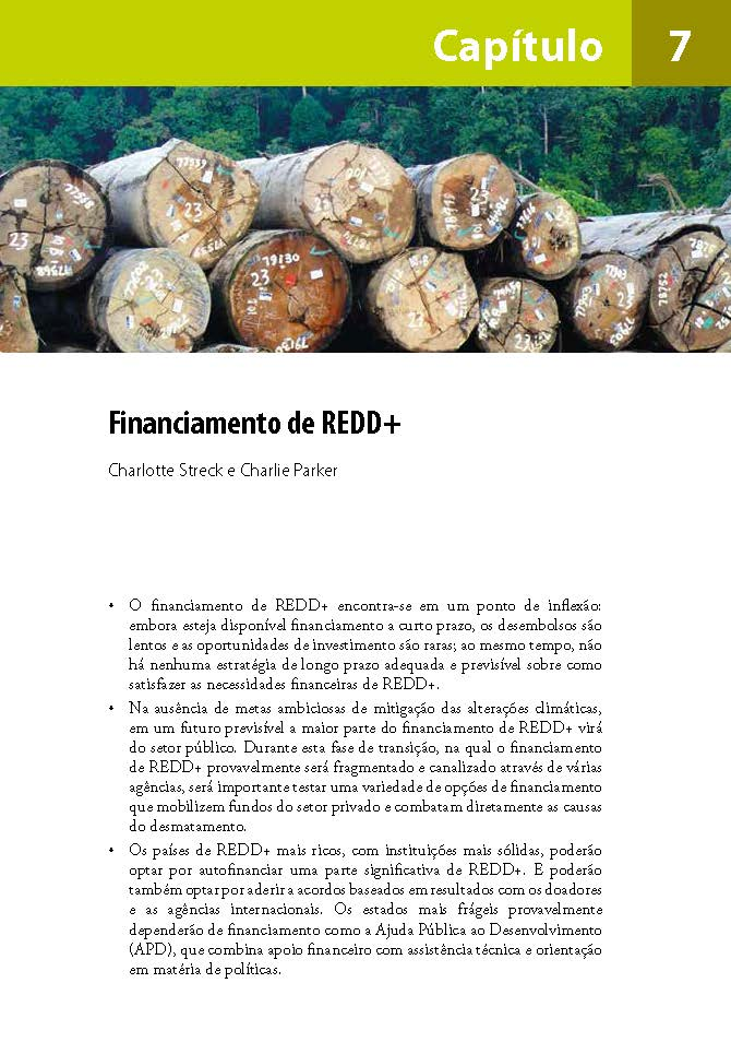Financiamento de REDD+