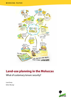 Land-use planning in the Moluccas: What of customary tenure security?