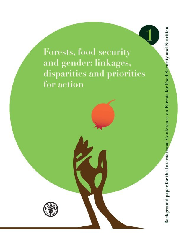 Forest, food security and gender: linkages, disparities and priorities for action