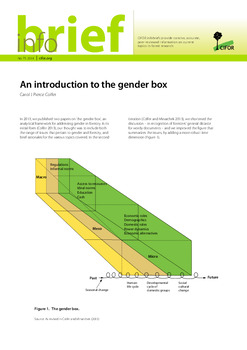 An introduction to the gender box