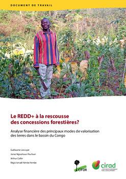 Le REDD+ à la rescousse des concessions forestières?: Analyse financière des principaux modes de valorisation des terres dans le bassin du Congo