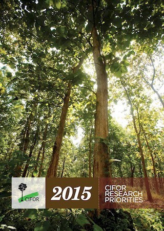 CIFOR Research Priorities 2015
