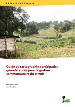 Guide de cartographie participative g�or�f�renc�e pour la gestion communautaire du terroir