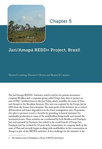 Jari/Amapá REDD+ Project, Brazil