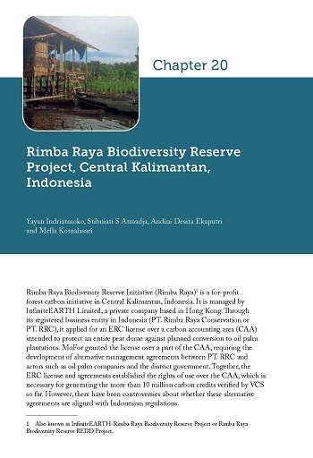 Rimba Raya Biodiversity Reserve Project, Central Kalimantan, Indonesia