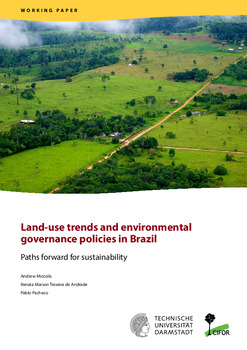 Land-use trends and environmental governance policies in Brazil: Paths forward for sustainability