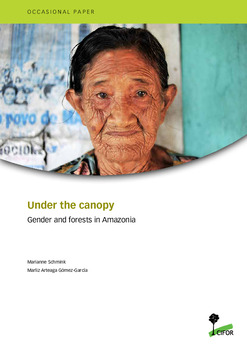 Under the canopy: Gender and forests in Amazonia
