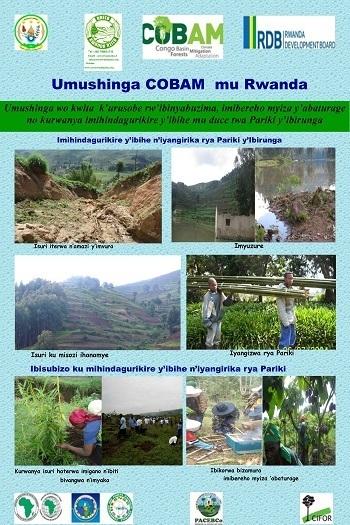 Umushinga COBAM mu Rwanda