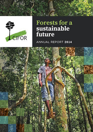Annual Report 2014: Forests for a sustainable future
