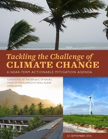 Tackling the Challenge of Climate Change: A near-term actionable mitigation agenda