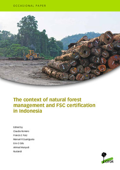 The Context of Natural Forest Management and FSC Certification In Indonesia