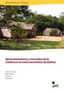 Aprovechamiento y mercados de la madera en el norte amazónico de Bolivia