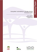 Ecosystem vulnerability to climate change: A literature review