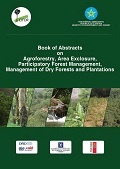 Book of Abstracts on Agroforestry, Area Exclosure, Participatory Forest Management, Management of Dry Forests and Plantations
