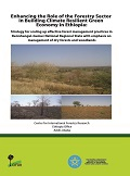 Enhancing the Role of the Forestry Sector in Building Climate Resilient Green Economy in Ethiopia: Strategy for scalling up effective forest management practices in Benishangul-Gumuz National Regional State with emphasis on management of dry forests and woodlands