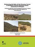 Enhancing the Role of the Forestry Sector in Building Climate Resilient Green Economy in Ethiopia: Strategy for scalling up effective forest management practices in Tigray National Regional State with emphasis on area exclosures