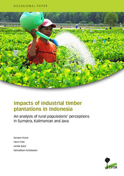 Impacts of industrial timber plantations in Indonesia: An analysis of rural populations\' perceptions in Sumatra, Kalimantan and Java