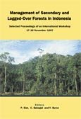 Management of secondary and logged-over forests in Indonesia: selected proceedings of an international workshop, 17-19 November, 1997