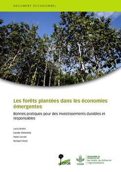 Les forêts plantées dans les économies émergentes: Bonnes pratiques pour des investissements durables et responsables
