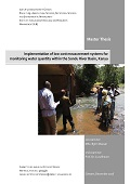 Implementation of low-cost measurement systems for monitoring water quantity within the Sondu River Basin, Kenya