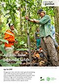 Aplikasi radar pemindai tanah: Menduga kedalaman gambut tropis
