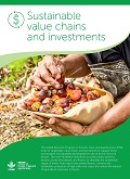 Sustainable value chains and investments