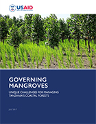 Governing mangroves: unique challenges for managing Tanzania's coastal forests