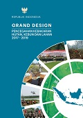 Grand Design: Pencegahan kebakaran hutan, kebun dan lahan 2017 - 2019