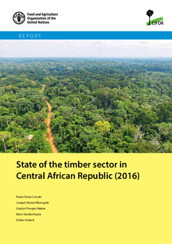 State of the timber sector in Central African Republic (2016)