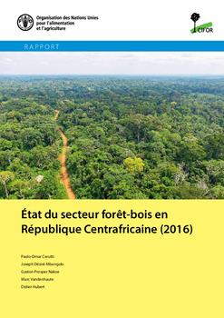 État du secteur forêt-bois en République Centrafricaine (2016)