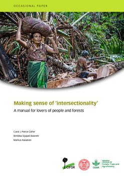 Making sense of \'intersectionality\': A manual for lovers of people and forests