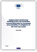 Independent Monitoring: Building trust and consensus around GHG data for increased accountability of mitigation in the land use sector