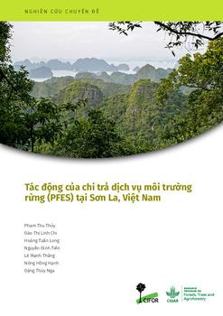 Tác động của chi trả dịch vụ môi trường rừng (PFES) tại Sơn La, Việt Nam