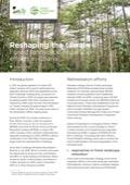 Reshaping the terrain: Forest landscape restoration efforts in Ghana