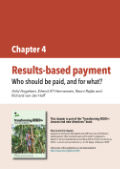 Results-based payment: Who should be paid, and for what?